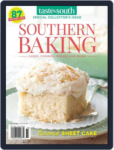 Taste of the South (Digital) February 16th, 2017 Issue Cover