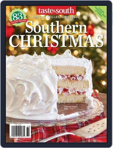 Taste of the South October 24th, 2016 Digital Back Issue Cover