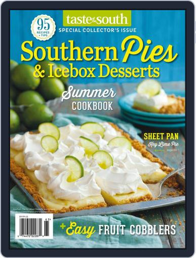 Taste of the South (Digital) May 1st, 2016 Issue Cover