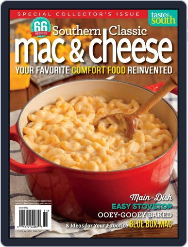 Taste of the South (Digital) October 22nd, 2015 Issue Cover