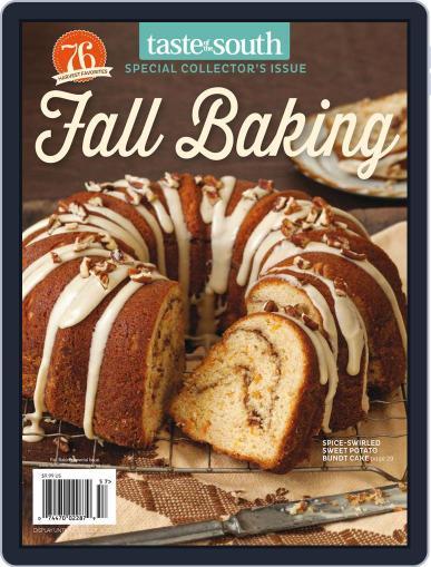 Taste of the South September 20th, 2015 Digital Back Issue Cover