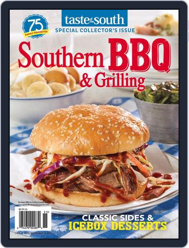 Taste of the South March 16th, 2015 Digital Back Issue Cover