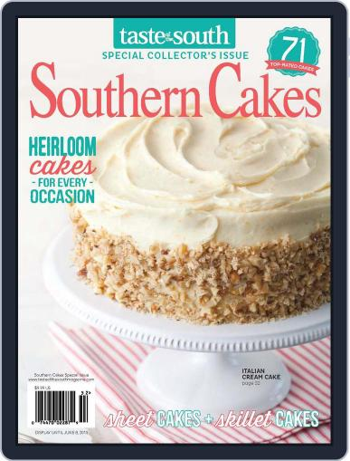 Taste of the South (Digital) February 17th, 2015 Issue Cover