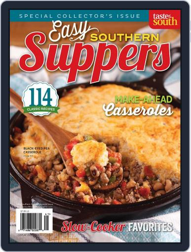 Taste of the South (Digital) October 2nd, 2014 Issue Cover