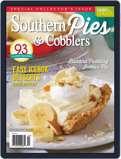 Taste of the South (Digital) July 4th, 2014 Issue Cover