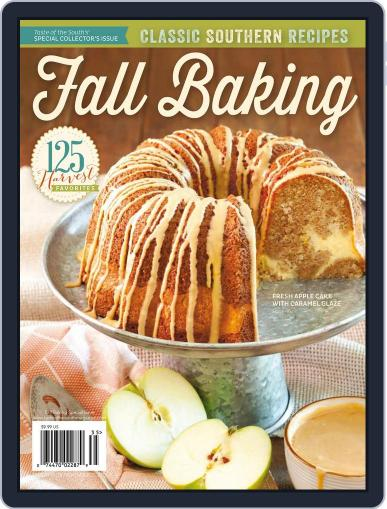 Taste of the South November 25th, 2013 Digital Back Issue Cover