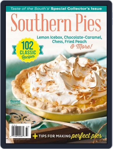 Taste of the South (Digital) August 5th, 2013 Issue Cover