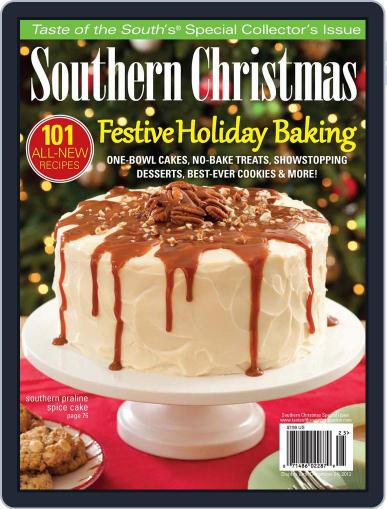 Taste of the South (Digital) December 24th, 2012 Issue Cover