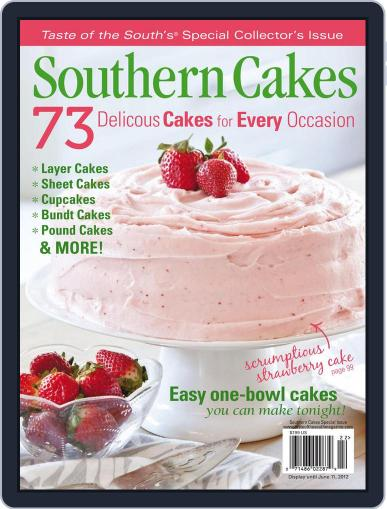 Taste of the South June 11th, 2012 Digital Back Issue Cover
