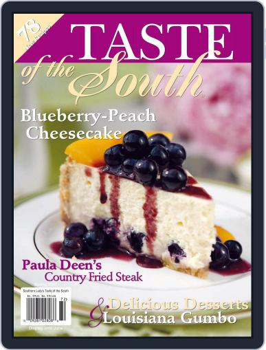 Taste of the South (Digital) March 1st, 2007 Issue Cover