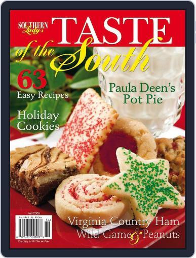 Taste of the South September 1st, 2005 Digital Back Issue Cover