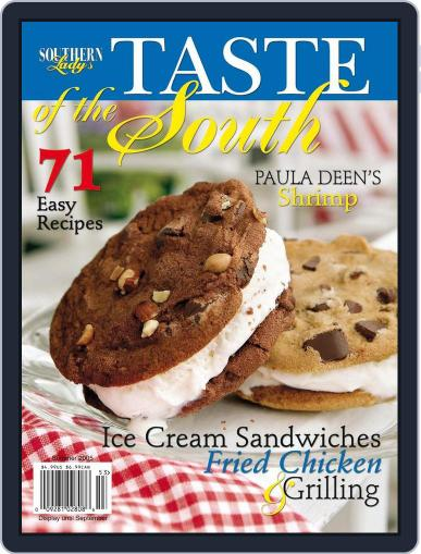 Taste of the South (Digital) June 1st, 2005 Issue Cover