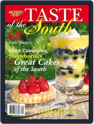 Taste of the South March 1st, 2005 Digital Back Issue Cover