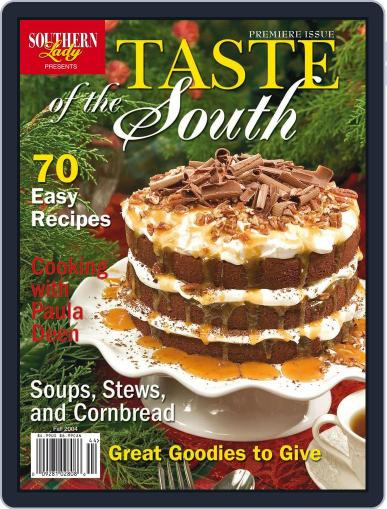 Taste of the South (Digital) January 1st, 2004 Issue Cover