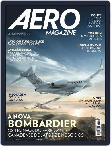 Aero (Digital) March 1st, 2020 Issue Cover
