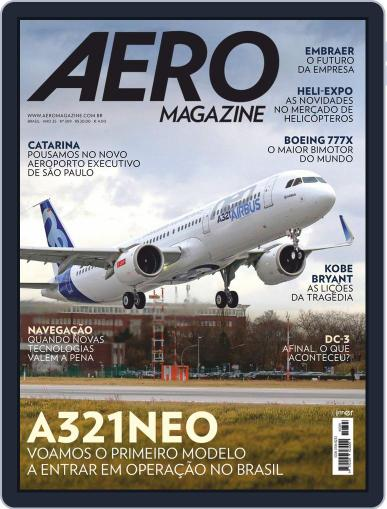 Aero (Digital) February 1st, 2020 Issue Cover