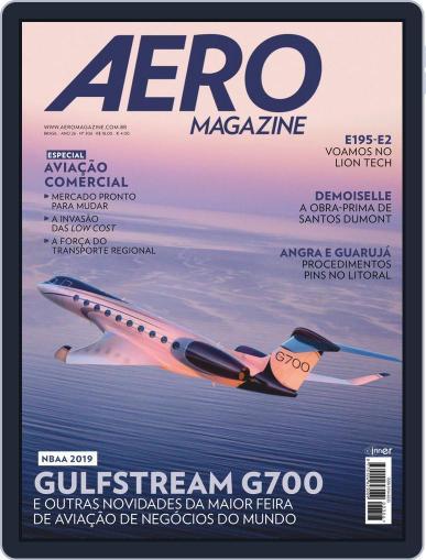 Aero (Digital) November 1st, 2019 Issue Cover