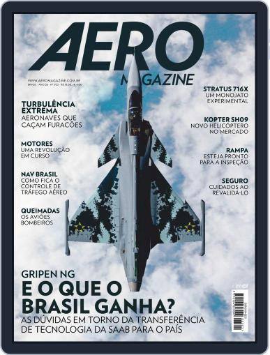 Aero (Digital) October 1st, 2019 Issue Cover