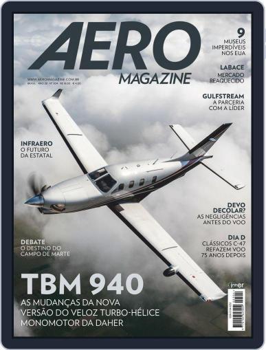 Aero (Digital) September 1st, 2019 Issue Cover