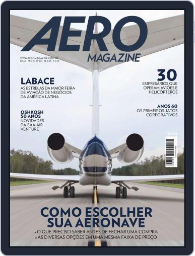 Aero (Digital) August 1st, 2019 Issue Cover