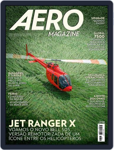 Aero (Digital) June 1st, 2019 Issue Cover