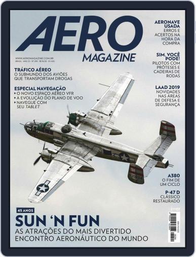 Aero (Digital) April 1st, 2019 Issue Cover