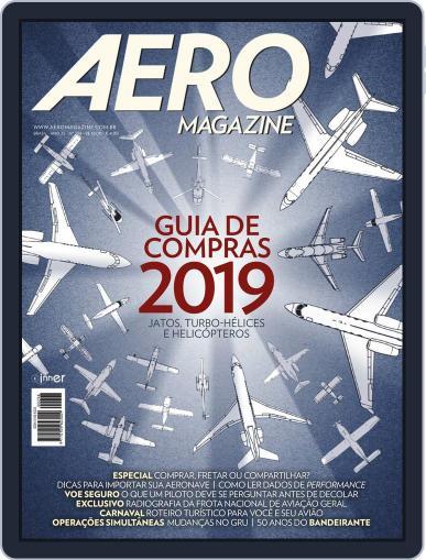 Aero (Digital) January 1st, 2019 Issue Cover