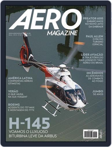 Aero (Digital) December 1st, 2018 Issue Cover