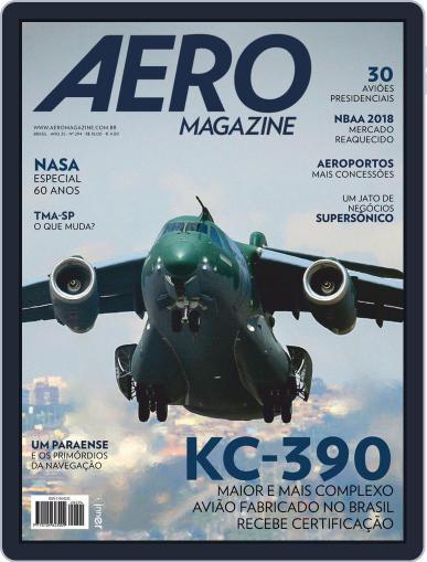 Aero (Digital) November 1st, 2018 Issue Cover