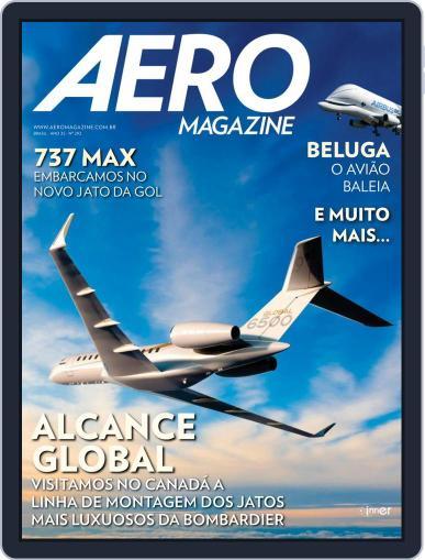 Aero (Digital) September 1st, 2018 Issue Cover
