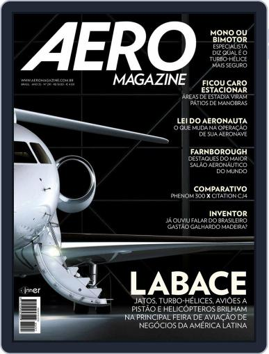 Aero (Digital) August 1st, 2018 Issue Cover