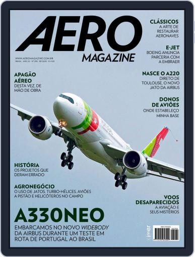 Aero (Digital) July 1st, 2018 Issue Cover