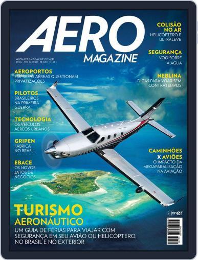 Aero (Digital) June 1st, 2018 Issue Cover