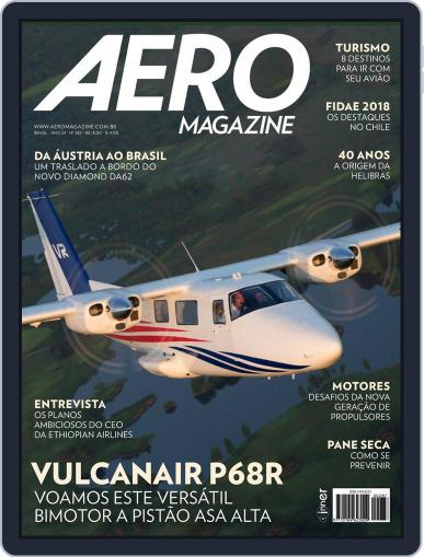 Aero (Digital) April 1st, 2018 Issue Cover