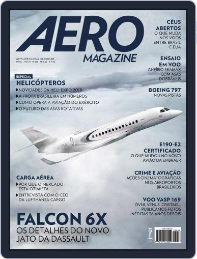 Aero (Digital) March 1st, 2018 Issue Cover