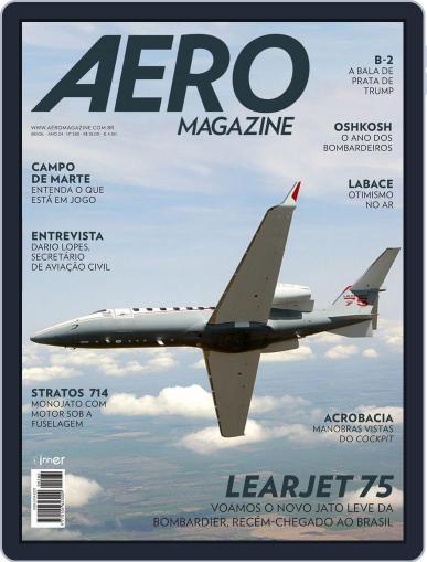 Aero (Digital) September 1st, 2017 Issue Cover