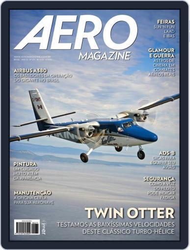 Aero (Digital) April 1st, 2017 Issue Cover