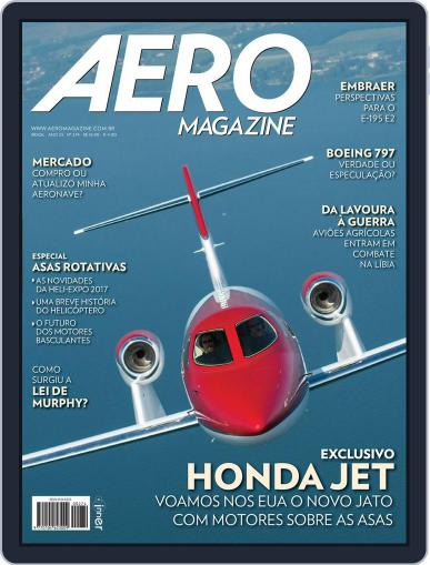 Aero (Digital) March 24th, 2017 Issue Cover