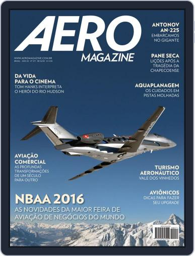 Aero (Digital) December 1st, 2016 Issue Cover