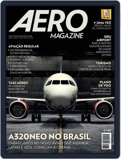 Aero (Digital) November 1st, 2016 Issue Cover