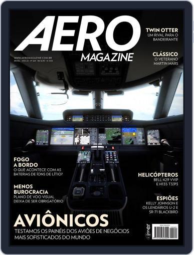 Aero (Digital) October 1st, 2016 Issue Cover