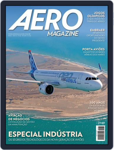 Aero (Digital) July 14th, 2016 Issue Cover