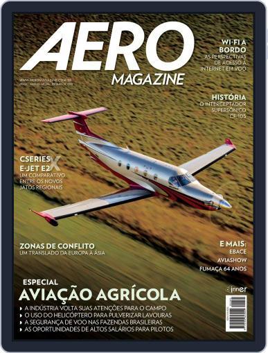 Aero (Digital) June 16th, 2016 Issue Cover