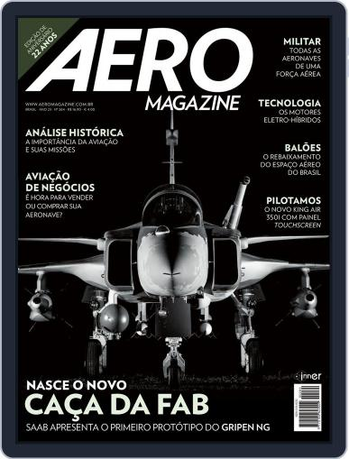 Aero (Digital) May 23rd, 2016 Issue Cover
