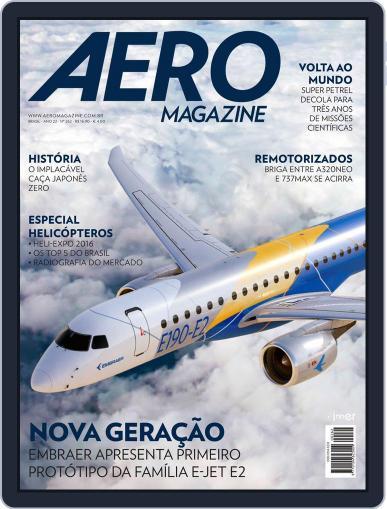 Aero (Digital) March 24th, 2016 Issue Cover