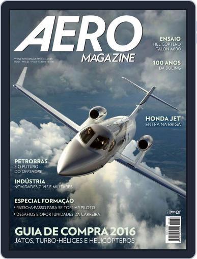 Aero (Digital) January 25th, 2016 Issue Cover