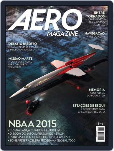 Aero (Digital) December 1st, 2015 Issue Cover