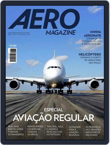 Aero (Digital) November 3rd, 2015 Issue Cover