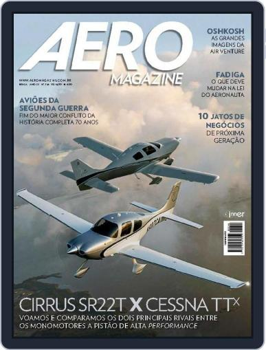 Aero (Digital) August 29th, 2015 Issue Cover