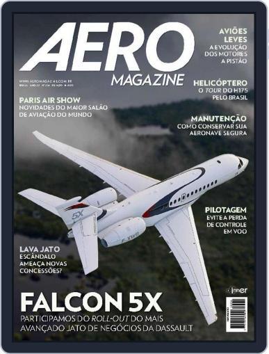 Aero (Digital) July 9th, 2015 Issue Cover